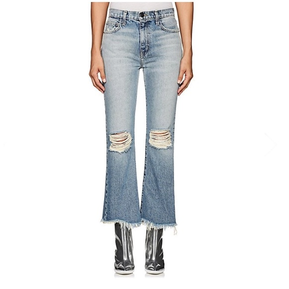 Current/Elliott Denim - Current Elliott high waisted jeans